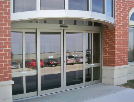Automatic Doors What You Need To Know About Specifying And