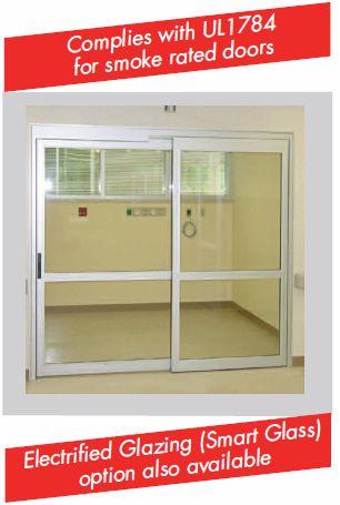 5900 Series ICU Door