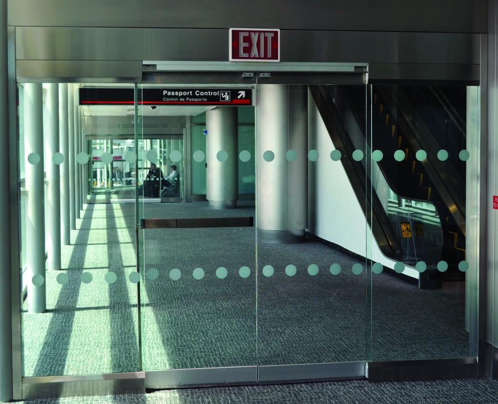 Miami International Airport Projects Dash Door