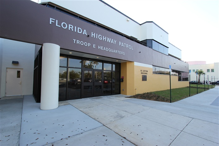 Florida Highway Patrol Troop E Headquarters