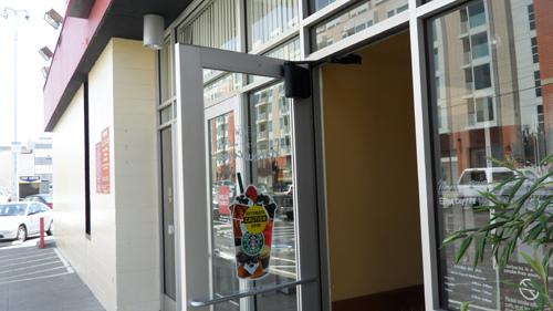 ADA-EZ Starbucks Install