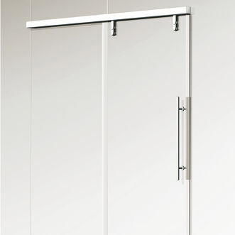 Dorma magneo sliding entrance system dash door - Porte coulissante interieure ...