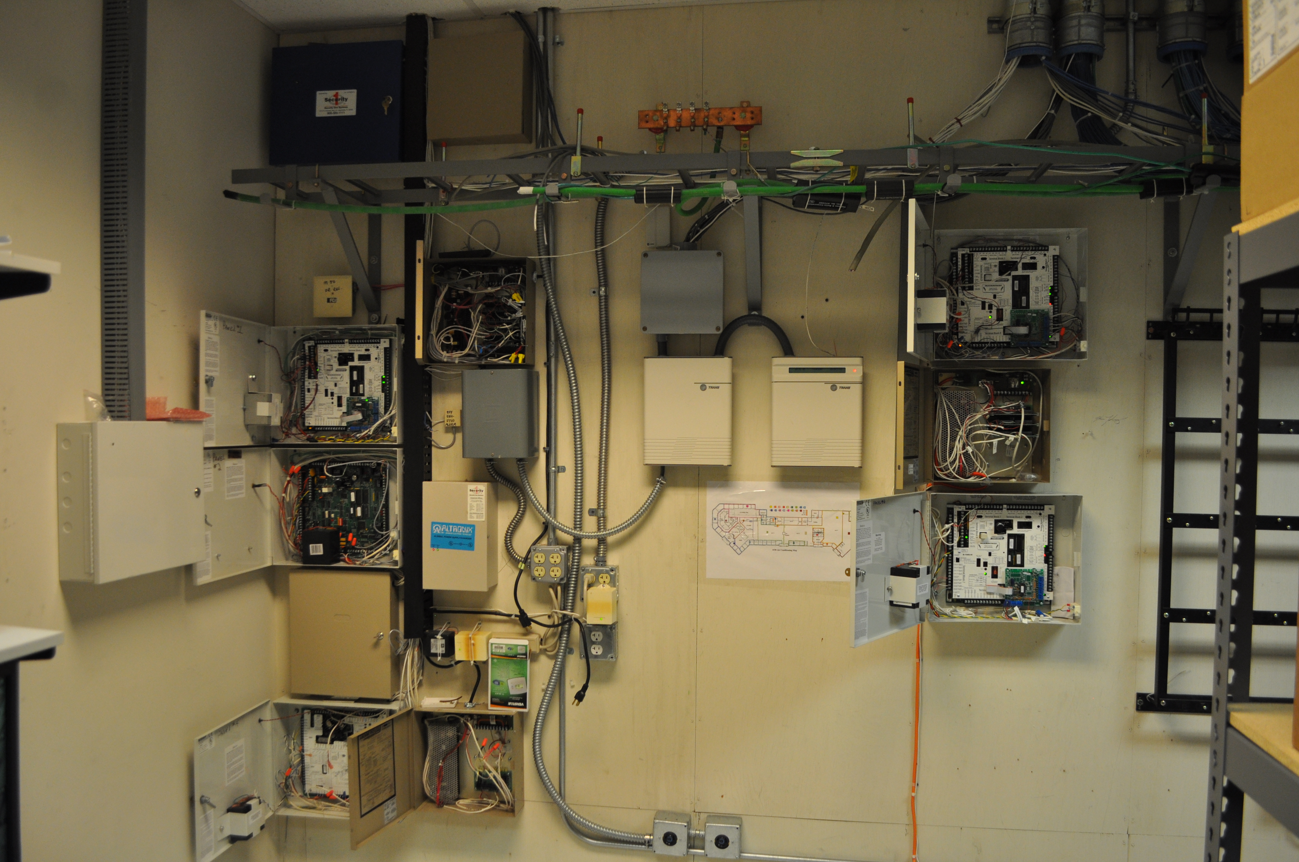Existing System - Prior to Dash Work