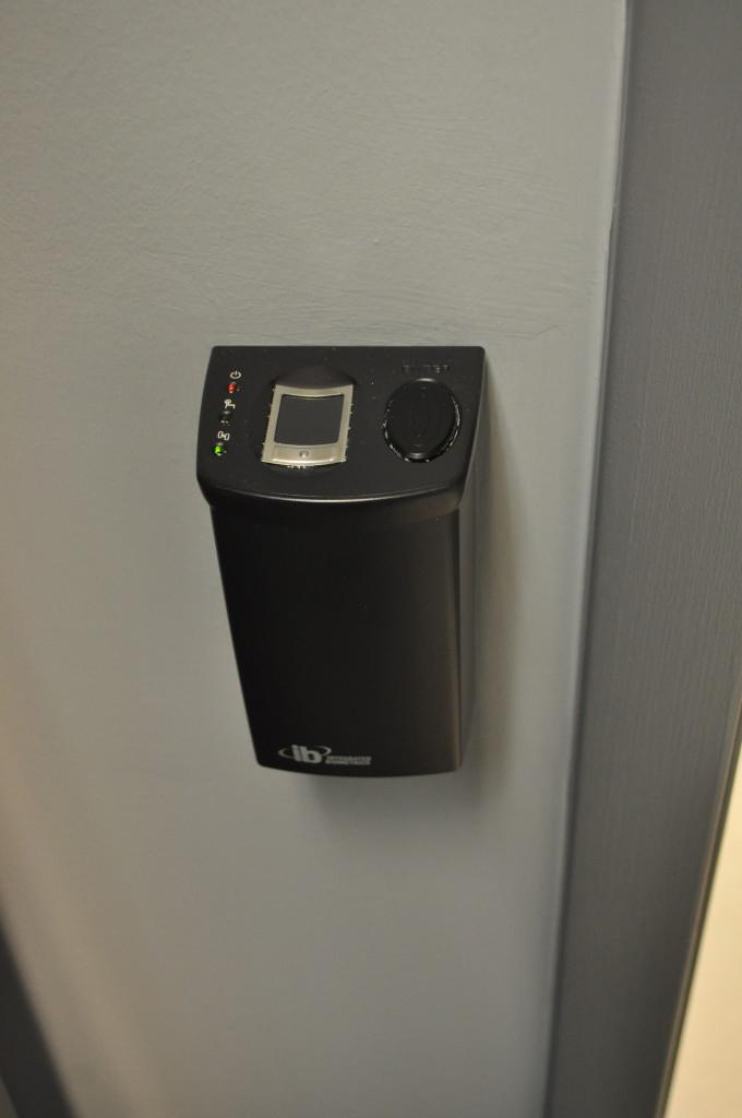 New Biometric Fingerpint Reader
