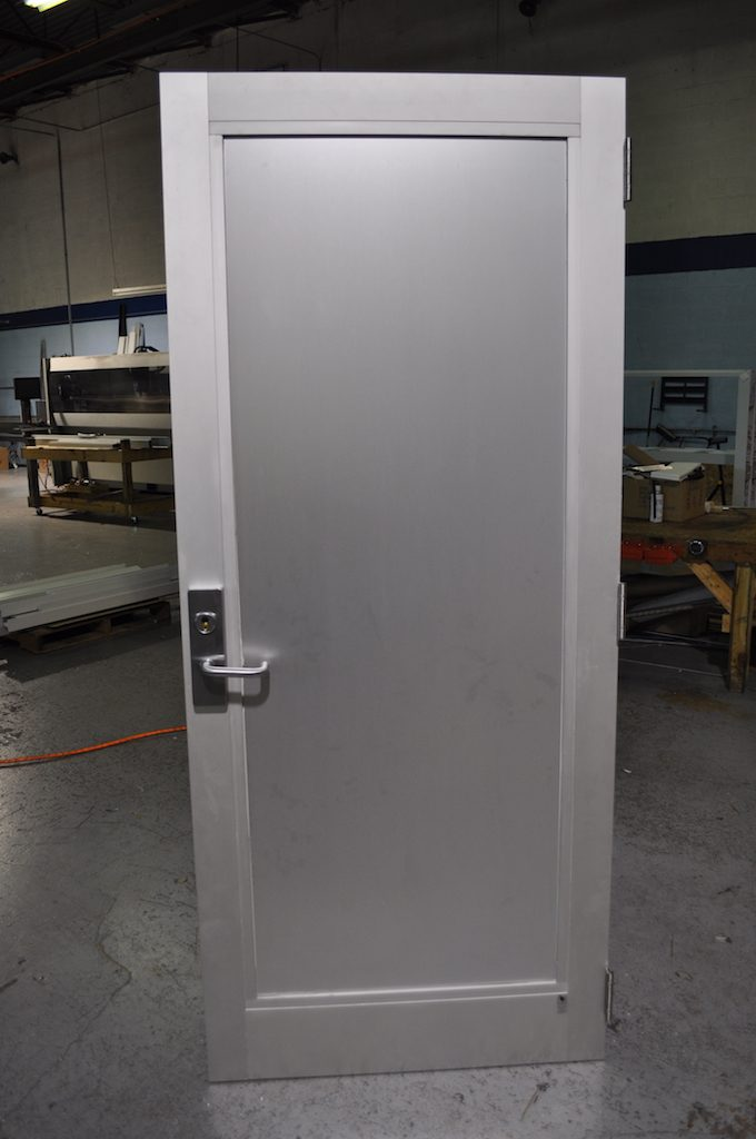 Custom Aluminum / Glass Impact Door ... & Naval Support Center - Glass u0026 Glazing / Door u0026 Hardware | Dash Door