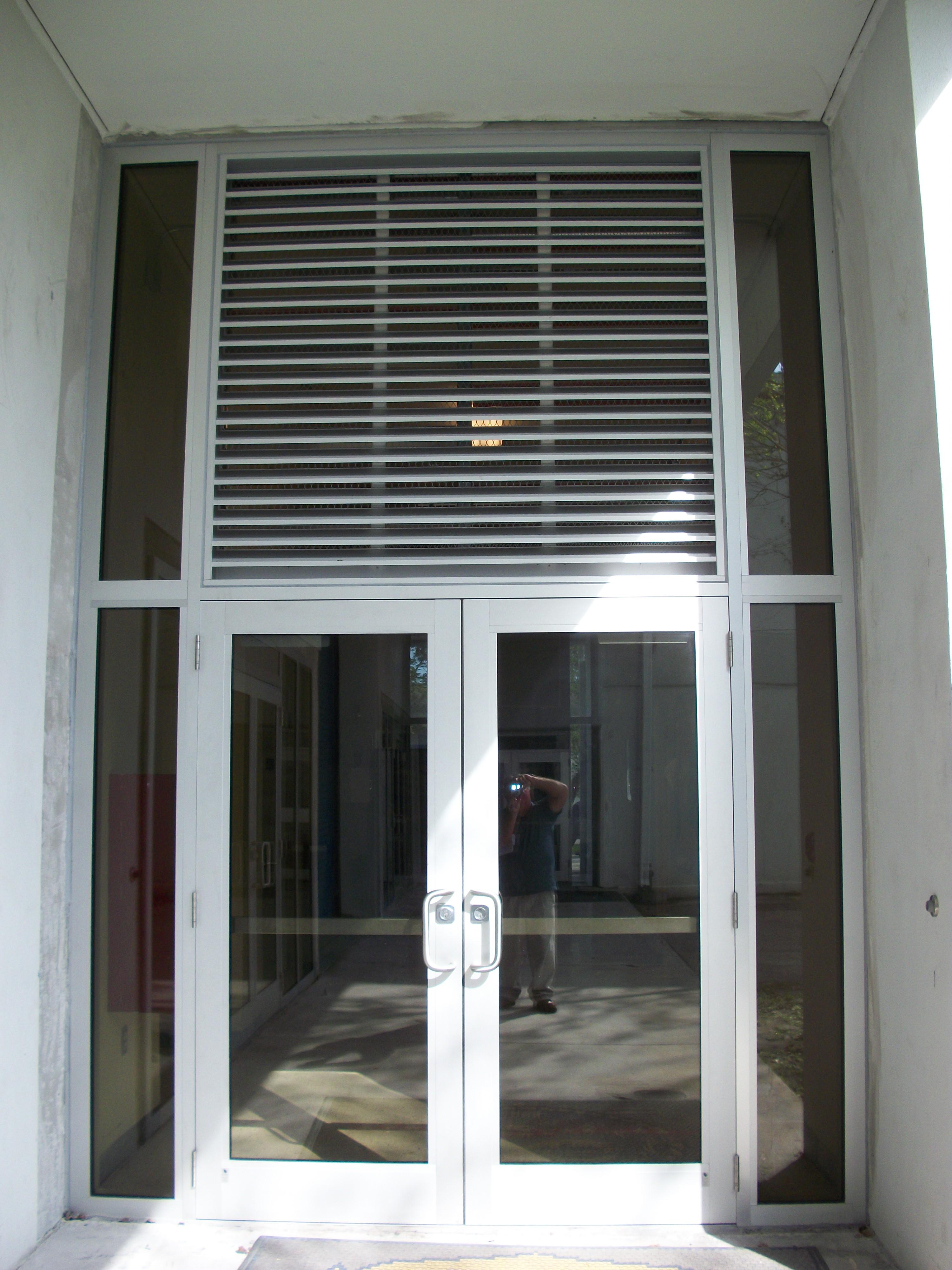 Tallest Hurricane NOA Approved Door