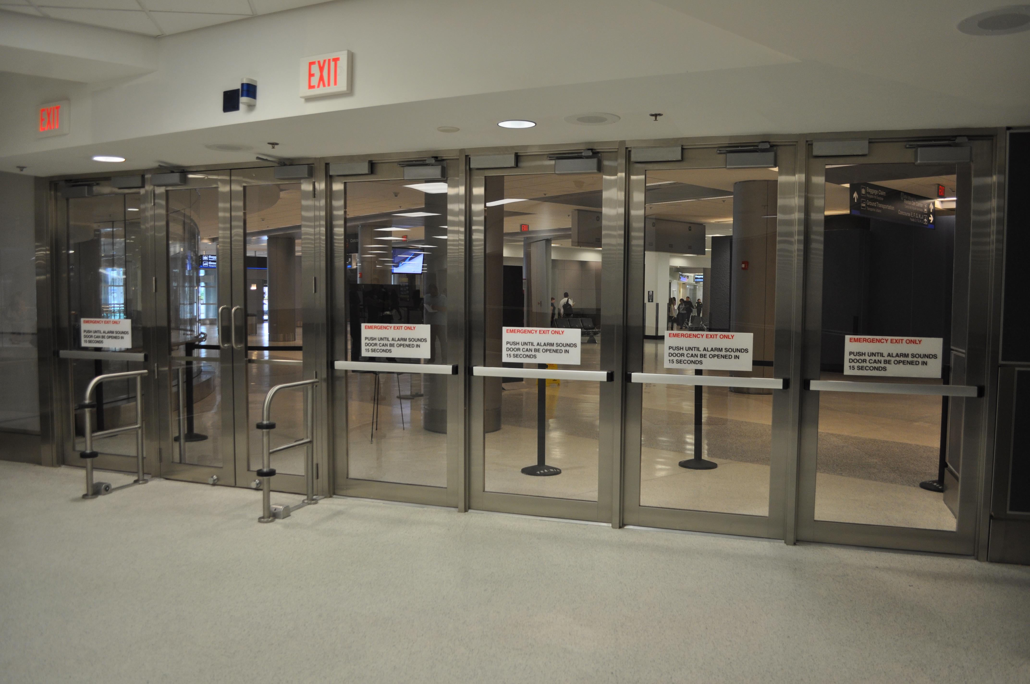 Project Details & MIA - CBP Doors (Phase I-III)   Dash Door