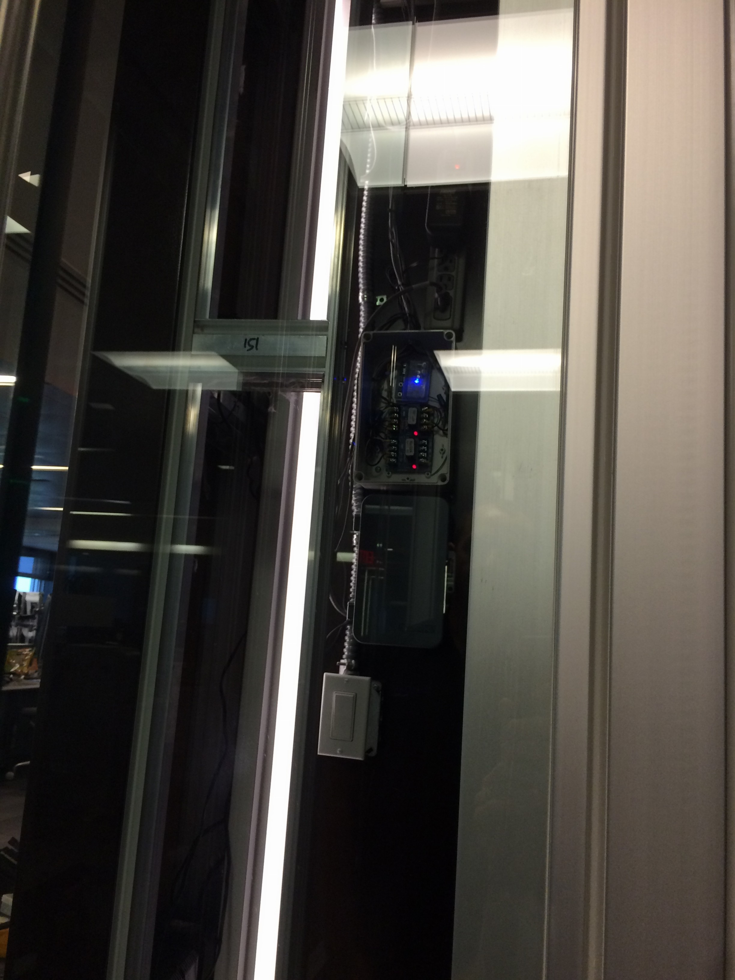 Power / PV-WS2 Wireless Interface
