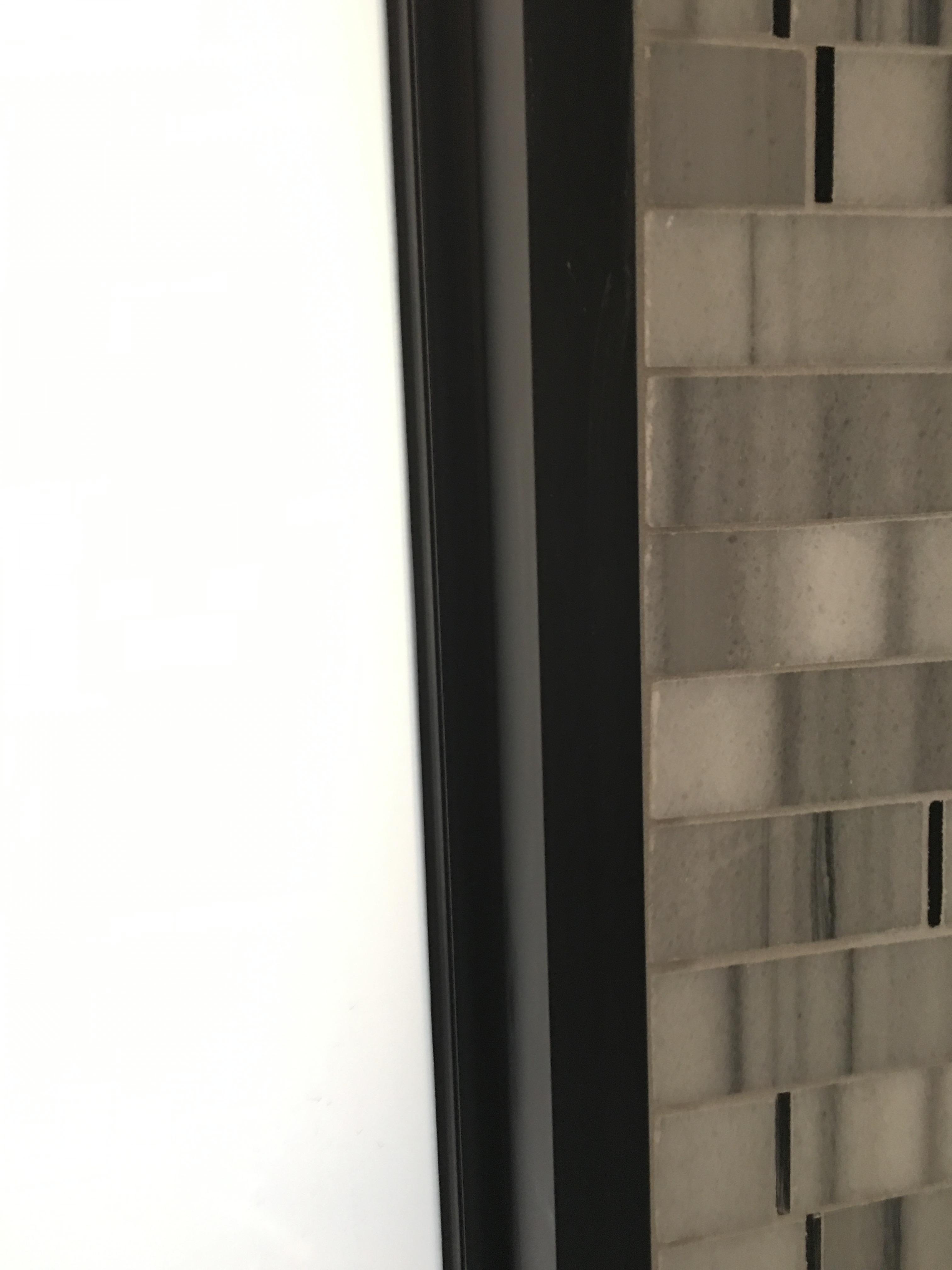 PrivacyVue™ SlimLine STD U-Channel - w/ perimeter frame