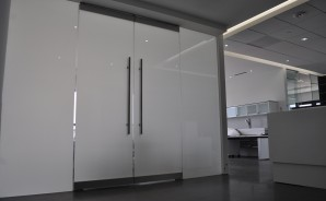 PrivacyVue switchable glass off