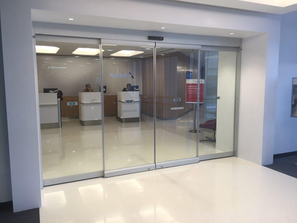 Record 5200 Series All Glass Sliding Door System Dash Door