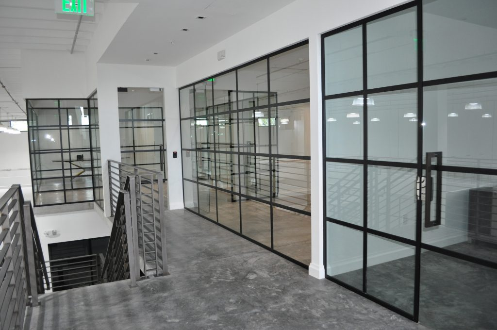 Alexis Glass Office Fronts Amp Access Control System
