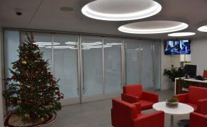 Miami Conference Room - Switchable Glass Off
