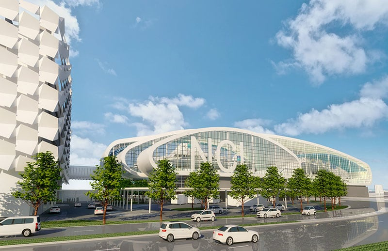 NCL Port Miami - Terminal Front