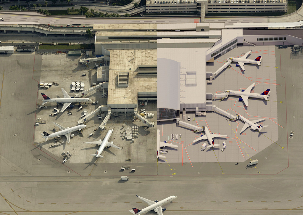 Fort Lauderdale – Hollywood International Airport Modernization