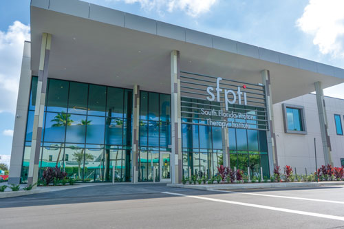 South Florida Proton Therapy Institute