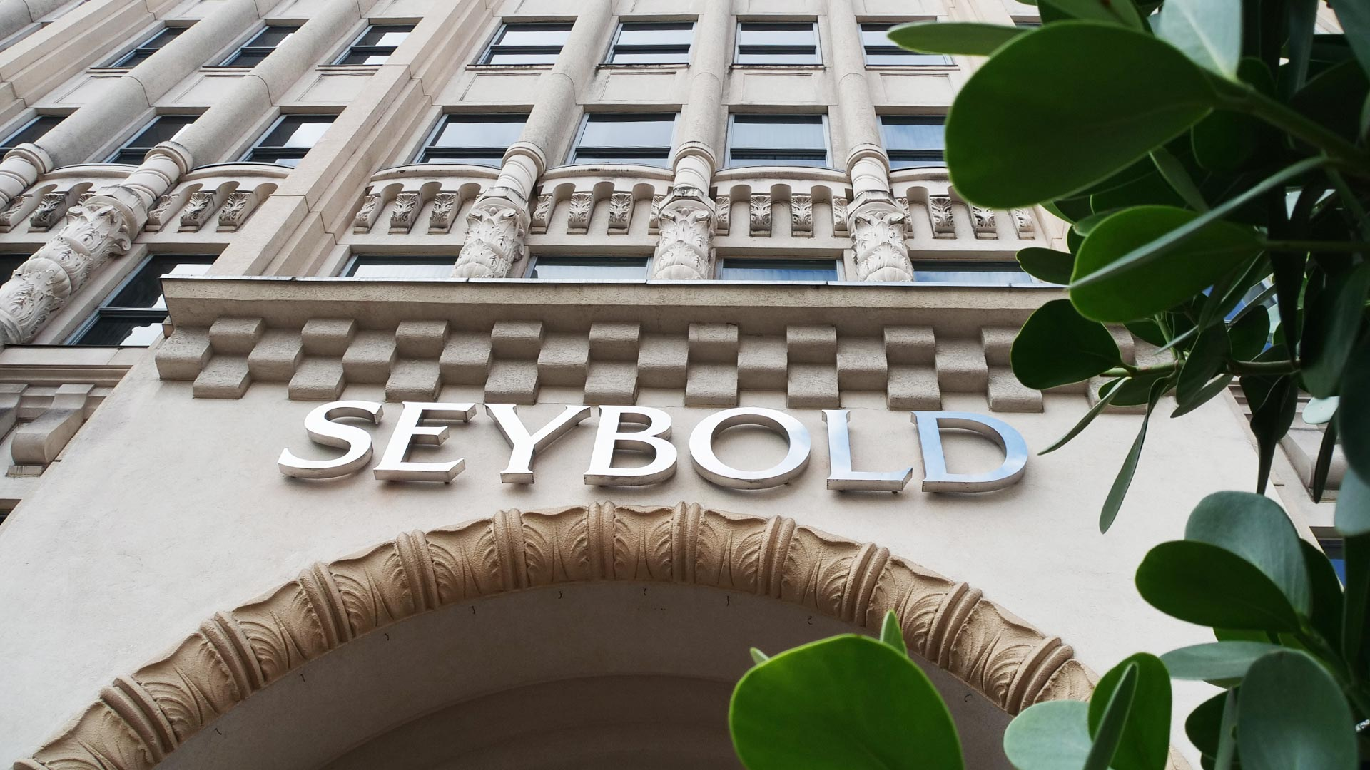 The Seybold Building – As Beautiful As The Gems It Houses